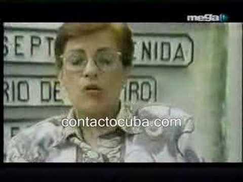 Consuelito Vidal (Dialogo acido sobre la Revolucion Cubana)