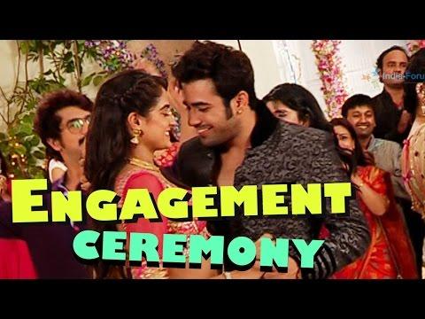 Meher & Abeer's ring ceremony