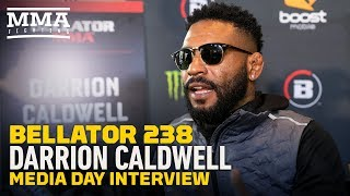 Bellator 238: Darrion Caldwell Pre-Fight Interview - MMA Fighting by MMA Fighting
