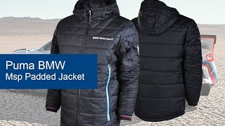 Puma Bmw Msp Padded Jacket - фото