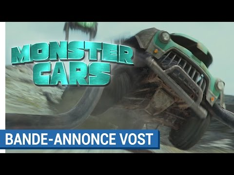 MONSTER CARS #1 (VOSTFR)