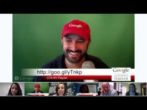 Bewerbung bei der Google Lehrerakademie