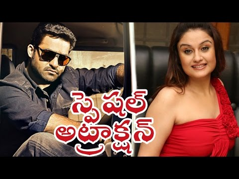 Actress Sonia Agarwals Special Role in NTRs Temper