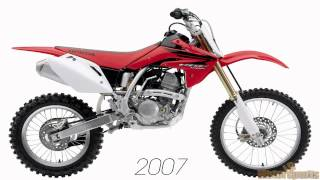 10. Honda CRF150R Evolution (2007-2012)