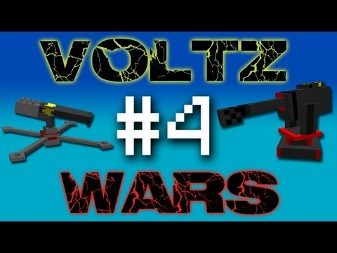 Minecraft Voltz Wars - EMP Strike #4