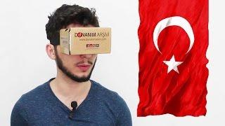 türk malı sanal gerçeklik gözlüğünü inceledik