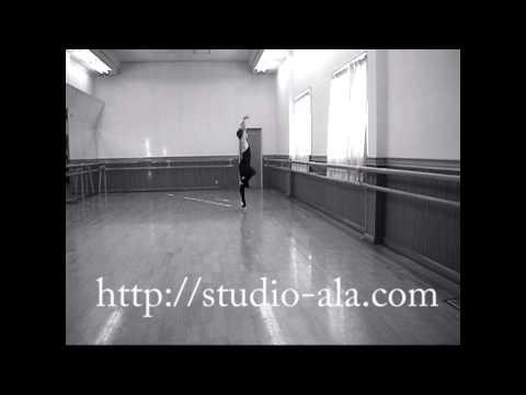 クラシックバレエ レッスンスタジオ -studio ala- ヴァリエーションクラス