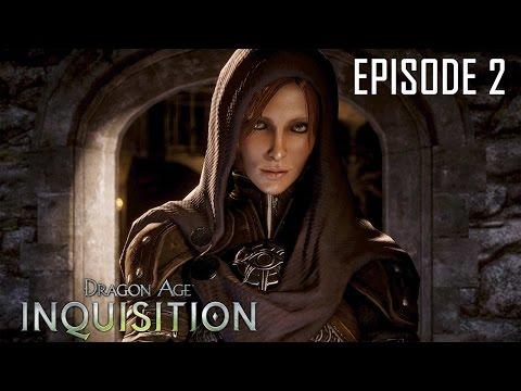 "Dragon Age: Inquisition Episode 2 ""The Inquisition Reborn"" 1080p HD"