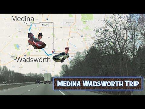 Two SkateParks One Day - Medina & Wadsworth Skateparks