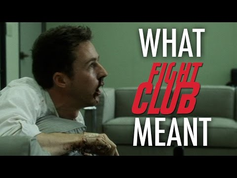 an analysis of the masculinity depicted in the fight club Get access to fight club sociology essays identifying masculinity in fight club fight club 2 fight club analysis i chose to write about fight club for.