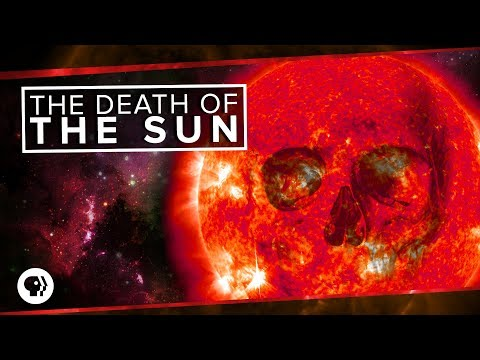 The Death of the Sun | Space Time (видео)