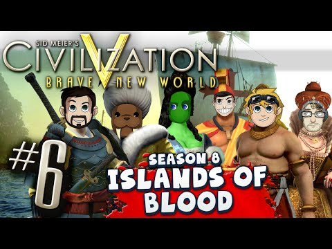 Blood - The meat grinder continues to grind on the island of blood and oranges as Duncan and Tom's war continues and Alsmiffy makes plans to keep the peace. Watch episodes early at http://www.yogscast.com...