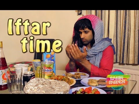 Iftar Time   Rahim Pardesi