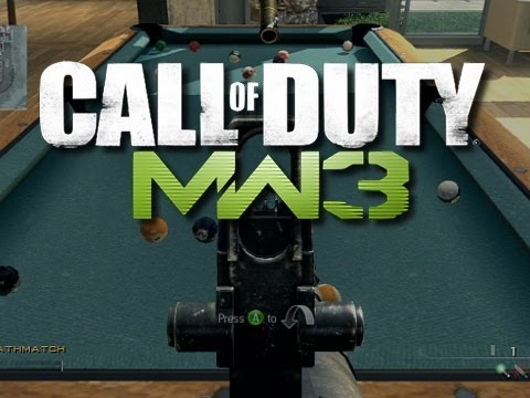 MW3 Trolling - 1 vs 1 Face Off Trolling (New Game Mode/Maps)