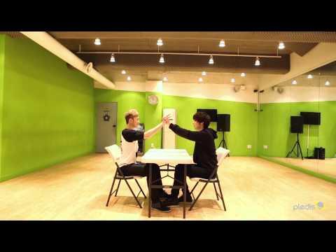 NU'EST(뉴이스트) Hello(여보세요) Choreography(안무) 백호&민현 Ver.