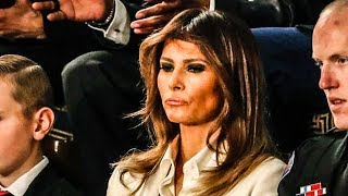 Video Melania Trump HATES Donald, And Proved It At State Of The Union MP3, 3GP, MP4, WEBM, AVI, FLV Agustus 2018