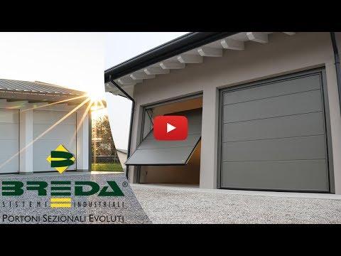 Installazione portoni basculanti Swing by Breda - Le nostre porte da garage