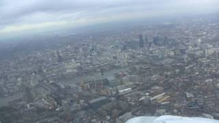 Scenery Flight Over London