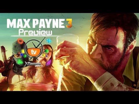 Превью Max Payne 3 (Preview)