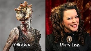 The Last Of Us Characters And Voice Actors
