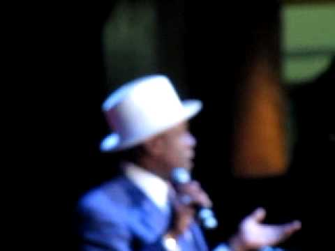 Comedian Host Michael Colyar - 1st Annual Southern Funk Fest
