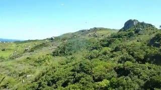 Voo de parapente - Praia Mole - Thiago - Fly Curreca