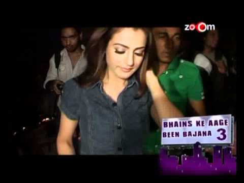 Ameesha Patel has been left alone Movie Review & Ratings  out Of 5.0