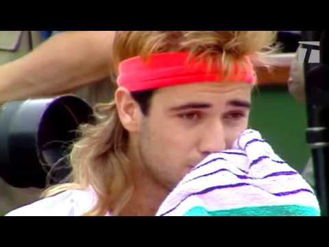 Stories of the Open Era - Andre Agassi