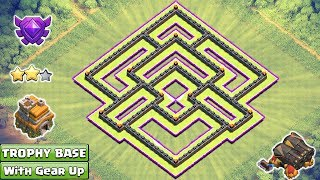 Clash of Clans - We are here with the Town Hall 7 Trophy Base. This Base Built with the new updates of COC 2017. No one can get more than 2 star from this base. So, This base will protect your trophies.But remember you need max defensive troops in your Clan Castle. So request your clan mate for max wizard, max balloons, and max valk. ----------------------------------------------------------------------------------------------------------------Subscribe : https://goo.gl/52Hu3iFacebook Page : https://www.facebook.com/baseofclans/twitter : https://twitter.com/BaseofClansClash of Clans is an addictive multi-player game which consists of fast paced action combat. Build and lead your personalized armies through enemy bases taking gold, elixir and trophy's to master the game and become a legend. Up-rise through the realms and join a clan to reign supreme above all others.----------------------------------------------------------------------------------------------------------------Music provided by NoCopyrightSoundsSong: Electro-Light - Throwback [NCS Release] Video: https://www.youtube.com/watch?v=cXLadJlS_nAElectro-Light1. YouTube: https://www.youtube.com/user/ElectroLightOfficial2. Facebook: https://www.facebook.com/ElectroLightOfficial/3. Twitter: https://twitter.com/electrolightedm----------------------------------------------------------------------------------------------------------------Related Searches: