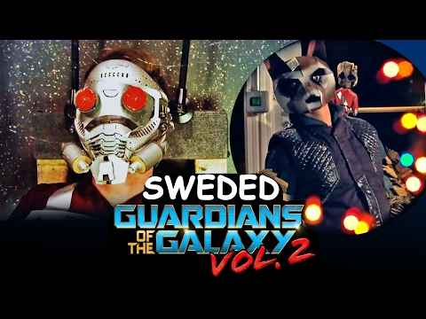 A Homemade Remake of the Teaser Trailer for Guardians of the Galaxy Vol