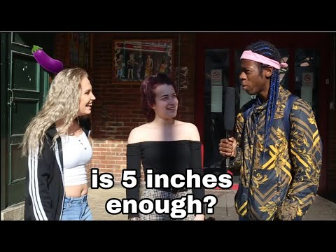 Asking girls in Darlington is 5 inches enough