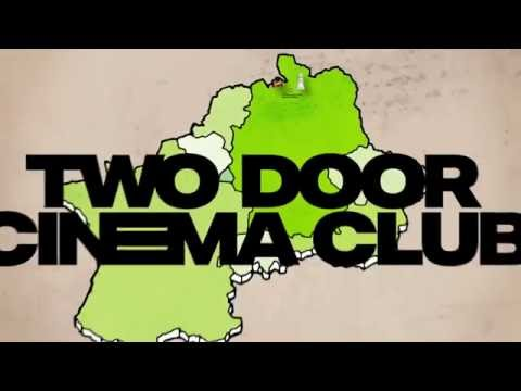Two Door Cinema Club 2017 European Tour Announcement