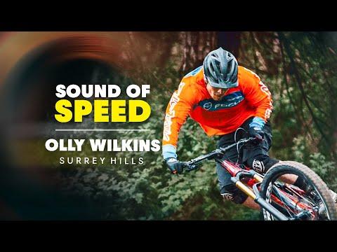 Hustling through Surrey Hills. | Sound of Speed w/ Olly Wilkins S2E3 (видео)