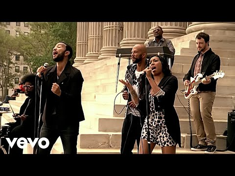 John Legend & The Roots & Melanie Fiona & Common- Wake Up Everybody  (2010)