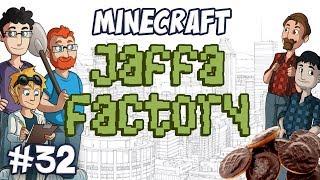 Jaffa Factory 32 - Yellow Lanterns