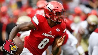 "Louisville's Lamar Jackson and the word ""explosive"" have become synonymous with one another. Jackson's play electrified college football en route to the 2016 Heisman Trophy. The ACC Digital Network gives you the Lamar Jackson's Top 5 Most Explosive Plays Of 2016.SUBSCRIBE: http://bit.ly/Oqg3iEThe ACC Digital Network (theACCDN) is a joint venture between Silver Chalice, a leading digital sports and entertainment media firm and Raycom Sports, a long-time television producer and partner of the Atlantic Coast Conference.  The cross-platform digital video network covers the spectrum of one of the nation's top intercollegiate athletic conferences, featuring both live programming and original on-demand content throughout the entire year.  All ACCDN videos are viewable on theACC.com, the ACC mobile and tablet app, as well as various streaming and connected mobile and TV devices such as Amazon Fire, Apple TV, go90TM and Roku. For more information, visit theACC.com and follow @theACCDN on Twitter, Instagram and Snapchat.Connect with the ACCDigitalNetwork Online:Visit the ACC WEBSITE: http://theacc.comVisit the ACC Facebook: https://www.facebook.com/theACC/Follow the ACCDN on Twitter: https://twitter.com/theACCDNFollow the ACCDN on Instagram: http://instagram.com/theACCDNhttp://www.youtube.com/user/ACCDigitalNetwork"