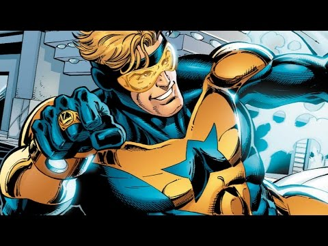 Superhero Origins: Booster Gold