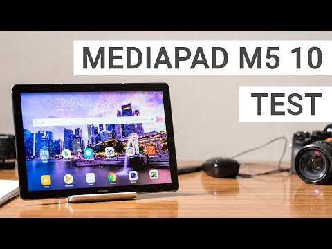Huawei MediaPad M5 10 Test: Das Beste Android-Table ...