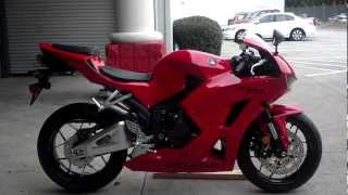 10. 2013 Honda CBR600RR Walk Around Video - 2013 CBR600RR In Stock at Honda of Chattanooga TN