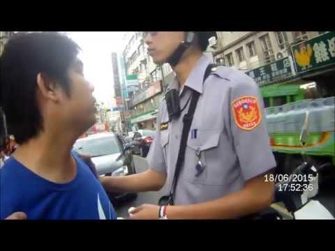 闖紅燈媽寶屁孩嗆:要給警察好看、讓你難堪!