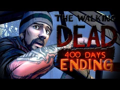 The Walking Dead 400 Days ENDING – Part 5 (Wyatt) Final