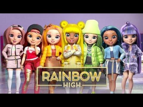 Rainbow High - Episódio 01 | Legendado PT-BR (Preview)