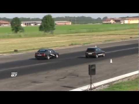 alfa 75 vs. fiat uno turbo