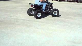 3. 2005 YAMAHA RAPTOR 660 SE FOR SALE $2600 WWW.RACERSEDGE411.COM