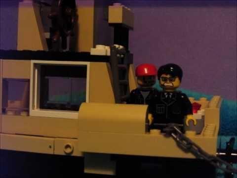 Lego Jaws Movie