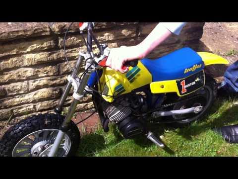 Italjet Buster 50cc Motori Morini