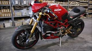 10. 2007 Ducati S4R S Monster Used Parts