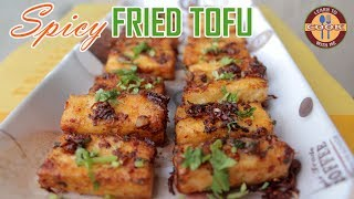 "Spicy Fried TOFU Recipe - Spicy & Delicious  Easy & Quick RecipeTOFU is looks like Paneer but tasted different from it. Today i am going to show you an easy way to make a delicious Spicy Fried Tofu Recipe. It looks Spicy & Delicious. Everyone can make it .Welcome to ""Learn to Cook with me CHANNEL""Please Like , Share & SUBSCRIBE our Channel for New Recipes Videos:Don´t forget... If you like this recipe... Leave a comment or Thumbs up ;) Thank you.INGREDIENTS: You Will Need--------------------------------------------1. Tofu- 250 gm2. Cornflour- as required3. Butter- 1 tbsp4. Ginger (Chopped)- 2 tbsp5. Garlic (Chopped)- 1 tbsp6. Green Coriander (Chopped)- 1 tbsp7. Chili Flakes- as required8. Vinegar/Lemon juice- 1 tbsp9. Black Soya Sauce- 1 tbsp10. Tomato Ketchup- 1 tbsp11. Salt to taste12. Cooking Oil- to fryVideo link of this Recipe :  https://youtu.be/iJr9lMPSJhwThanks for Watching. Have FunMUSIC CREDIT: Music by BENSOUND http://www.bensound.com________________________________Subscribe & Stay Tuned: https://www.youtube.com/channel/UCzoP8ZzP6QbDpVVweZ_I3HA?sub_confirmation=1________________________________Visit Our Channel ""Learn to cook with me"":For Facebook Updates: https://www.facebook.com/Learn-To-Cook-With-Me-181829918948258/"