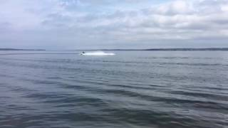 9. Yamaha waverunner VX110 2017 first run