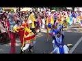 Drum Band dan Kreativitas Karnaval SMP 1 Wonopringgo